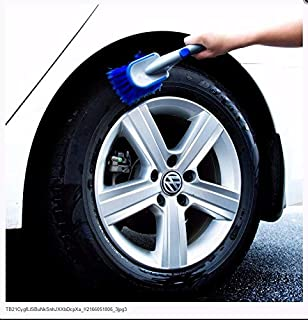 BRUSHS NIU Car wash/Wheel Brush/Long Handle/tire Brush/Wheel Cleaning Tool/do not Hurt car Tires/Brush/Special/car wash mop
