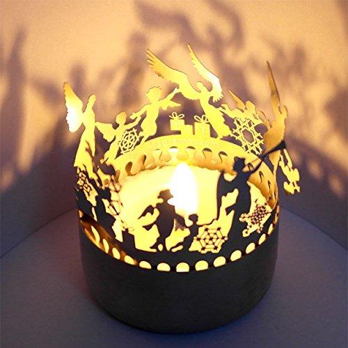 13 grammi di angeli giochi ombre, creati con amore, super mini regalo e pensierino, per candeline, indelebile, spedizione postale, calendario dell'Avvento, regalo di gnomo, biglietto di auguri
