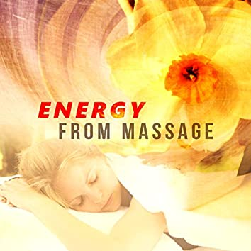Energy from Massage – Rest, Relaxing, Open Mind, Sounds of Nature, Liquid, Reflection, Focus