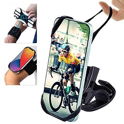 Amazon - 35 Off Universal Bike Phone Mount,3 in 1 Running Armband Wristband Phone Holder