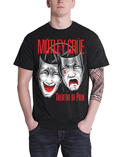 Motley Crue Theatre of Pain T Shirt