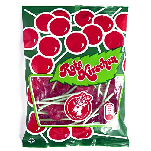 Rote Kirschen - 100 GR