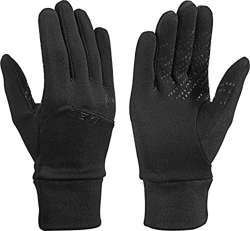 LEKI Urban MF Touch Handschuhe, Black, XL