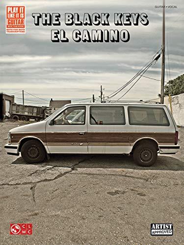 El Camino (TAB): Songbook für Gitarre (Play It Like It Is Guitar)
