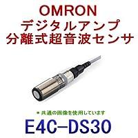 オムロン(OMRON) E4C-DS30 デジタルアンプ分離式超音波センサ (ストレート) NN