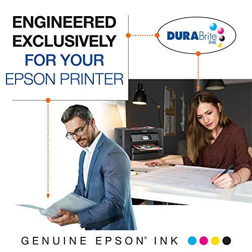 Epson T786120-BCS DURABrite Ultra Black and Color Combo Pack Standard Capacity Cartridge Ink, Black, Cyan, Magenta, Yellow Photo #7