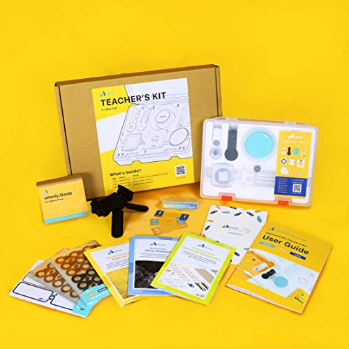 uHandy for Educators - Teacher's Kits | MicroLab for Doing Biology & Microscale Chemistry | Highly Compatible with exiting Curricula Even in Virtual & Hybrid Learnings