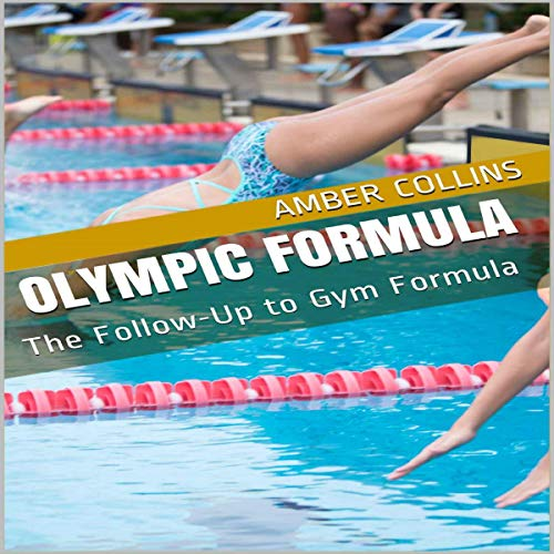 Olympic Formula audiobook cover art