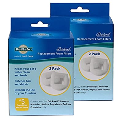 petsafe drinkwell filters pac00-13711