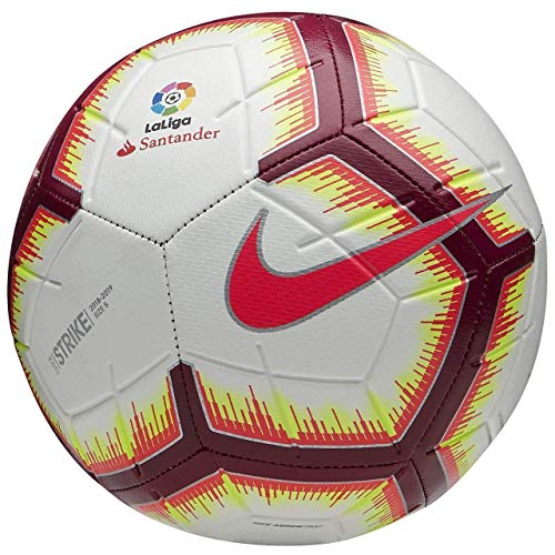 Nike La Liga Strike Football WHITE/PINK FLASH/TEAM