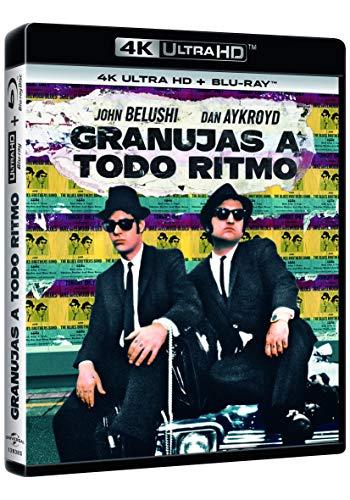 Granujas a Todo Ritmo (4K UHD + BD) [Blu-ray]