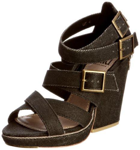 Feud Britannia Women's Lana Tan Ankle Boots FEU20372014107 7 UK
