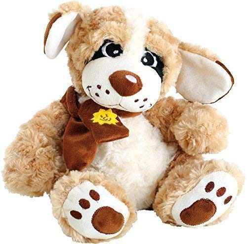 Peluche Animal Chien 35 cm souple Animal en peluche