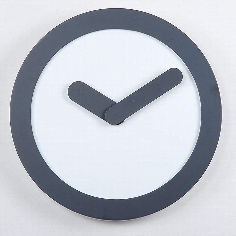 JESSIEKERVIN YY3 Reloj de Parojo Simple Reloj, Moderno Reloj de Parojo hogar (Color   2)