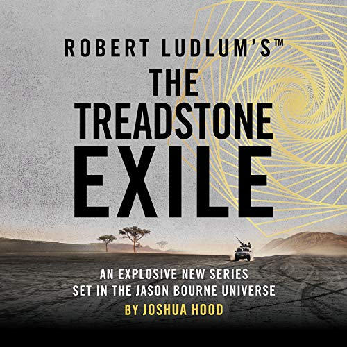 Robert Ludlum's™ The Treadstone Exile cover art
