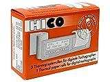 HICO 300009 - Papel térmico para tacógrafos Digitales (3 Unidades)