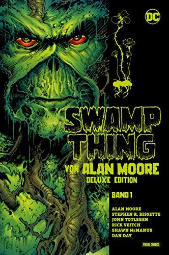 Swamp Thing von Alan Moore (Deluxe Edition): Bd. 1 (von 3)