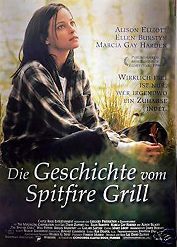 Die Geschichte vom Spitfire Grill Filmplakat A1 84x60cm