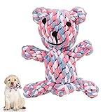 o-kinee pet molars morso giocattolo, masticare giocattoli per cuccioli, gioco cane, corda da masticare resistenti e lavabili per la pulizia dei denti, interattivi giochi da masticare e per cani