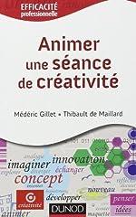 Animer une séance de créativité - Comment animer une réunion créative de Médéric Gillet (16 mai 2012) Broché