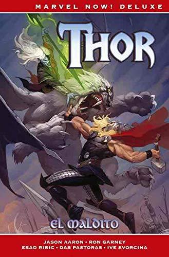 Thor de Jason Aaron 2. El maldito (MARVEL NOW DE LUXE)