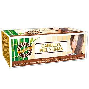 Tongil Cabello, Piel y Uñas - 14 Ampollas