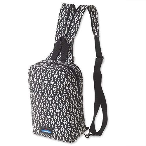 KAVU Forlynne Convertible Backpack Sling For Women Crossbody Shoulder Bag - BW Trio