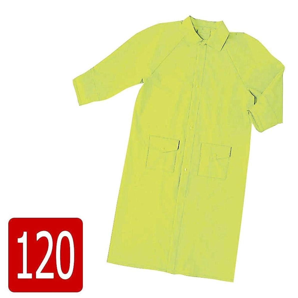 リダクターエイリアステンポスミクラ レインウェア EVA レインコート ライトグリーン 120
