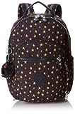 Kipling Seoul GO S Mochila Escolar, 35 cm, 14 litros, (Cool Star Boy)