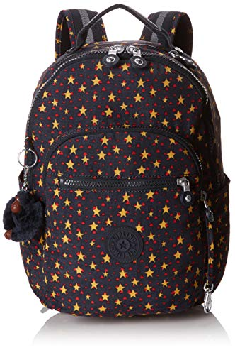 Kipling Seoul GO S 35 cm, 14 litros, (Cool Star Boy)