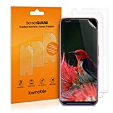 kwmobile Set of 3 Screen Protectors for ZTE nubia Red Magic