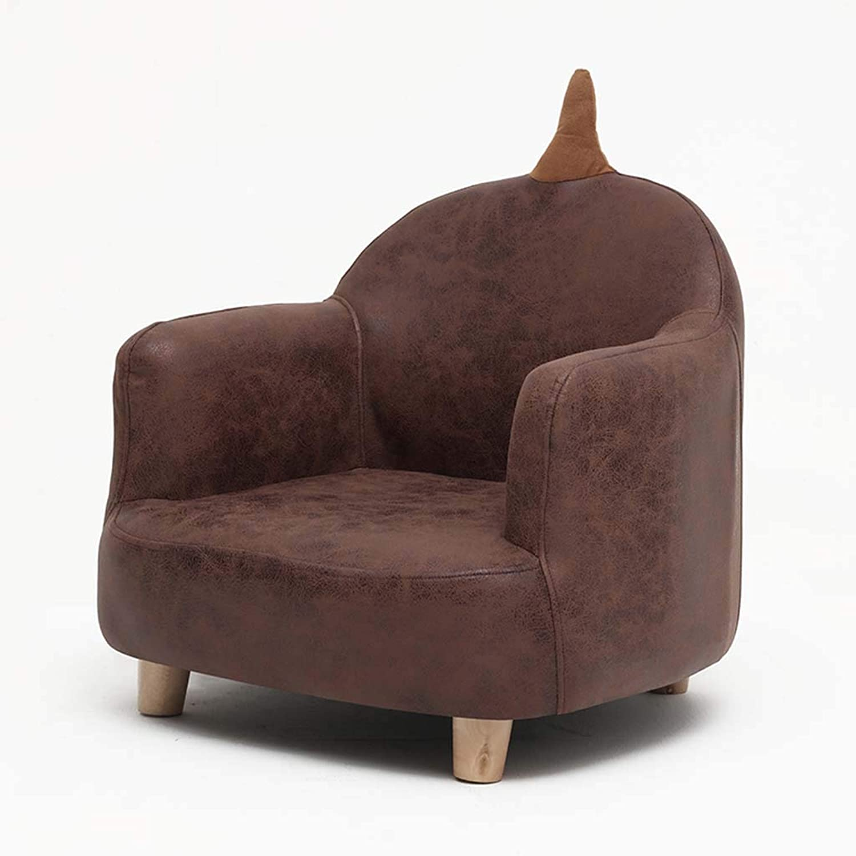 Kindersessel Sofa Cartoon Baby Mini Einzelsofa Sitzkomfort SüEs MDchen Und Junge Cartoon MBel Stuhl, 54x56x52cm