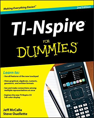 TI-Nspire For Dummies (For Dummies Series)