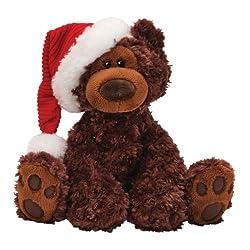 christmas bears stuffed animals and holiday plush - Christmas Stuffed Animals