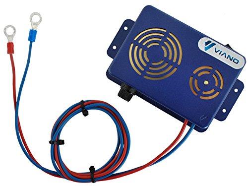 Voiture Ultrasonic et Duo LED Rongeur Reppeller - souris, rats, martres, belettes