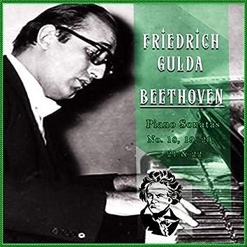 Friedrich Gulda / Beethoven 'Piano Sonatas No. 23, 24, 25, 26 & 27'
