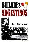 BILLARES ARGENTINOS