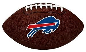 NFL Game Time Full Regulation-Size Football, Buffalo Bills