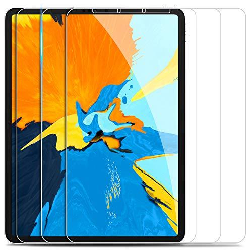 Yocktec Displayfolie für ipad pro 11 2020/2018, Premium Crystal HD klar Kratzfest Displayschutzfolie Folie für Apple ipad pro 11 2020 Tablet(3 Packung)