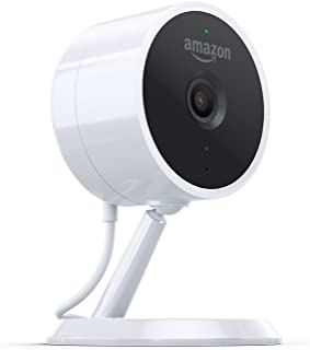 Amazon Cloud Cam (Key Edition) Indoor Security Camera, Works with Alexa