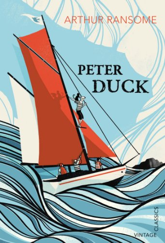 Peter Duck (Swallows And Amazons Book 3) (English Edition)
