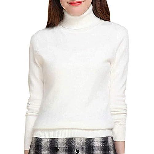 8ad440b271a NAWONGSKY Women s Cashmere Blend Sweater