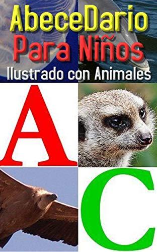 AbeceDario Para Niños: Ilustrado con animales