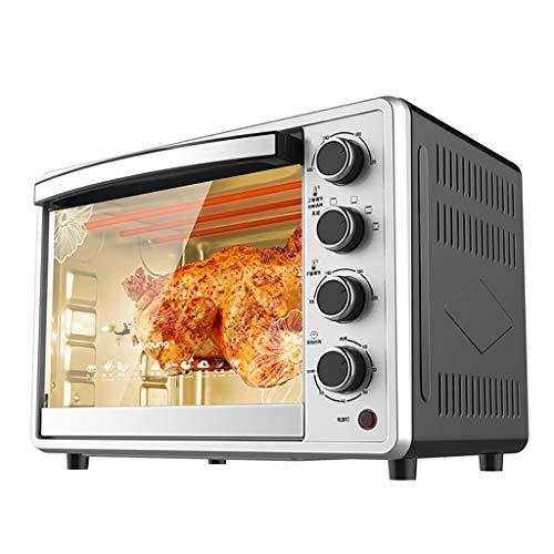 ZXYZZ oven-hoofdbak-automatische elektrische vierbuisverwarming multifunctionele veiligheid-sterk roterende braadvork 32 liter grote capaciteit