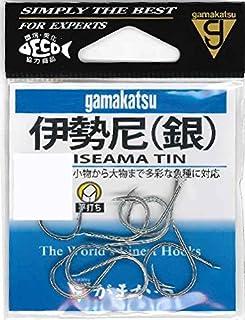 がまかつ(Gamakatsu) 伊勢尼 フック (銀) 11号 釣り針