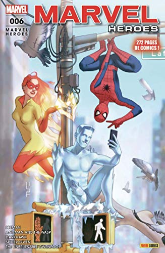 Marvel Heroes N°6