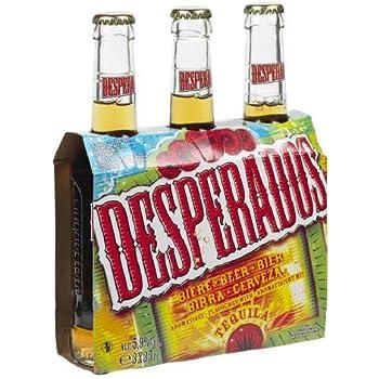Desperados Tequila Bier Aromatisiert 5 9 Vol 6x33cl Amazon De Bier Wein Spirituosen