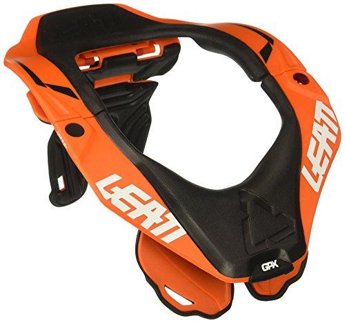 Leatt Unisex Adult Neck Brace GPX (Orange, Large/X-Large)