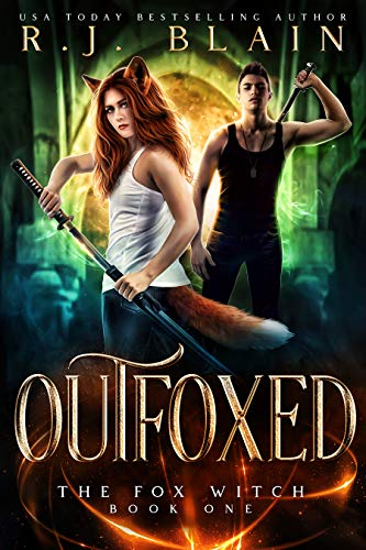 Outfoxed (The Fox Witch Book 1)