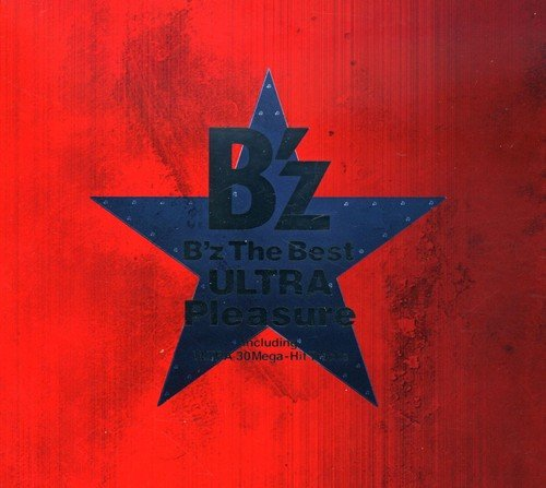 "B'z The Best ""Ultra Pleasure""(2CD+DVD) CD+DVD"